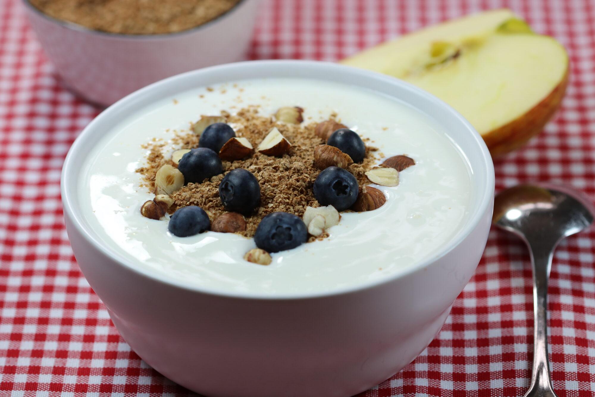 Hjemmelavet yoghurt