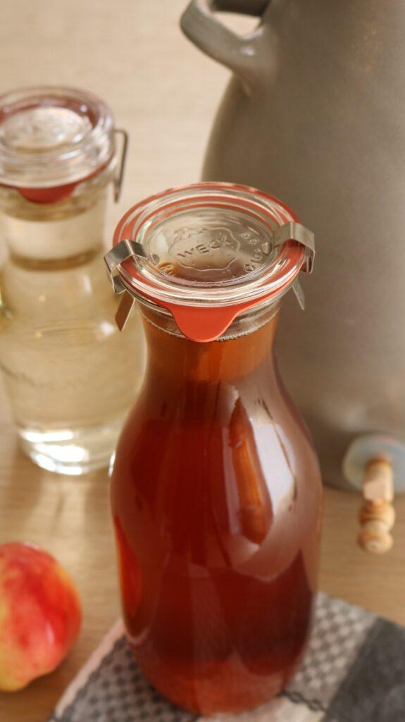 Opskrift æblecider-eddike