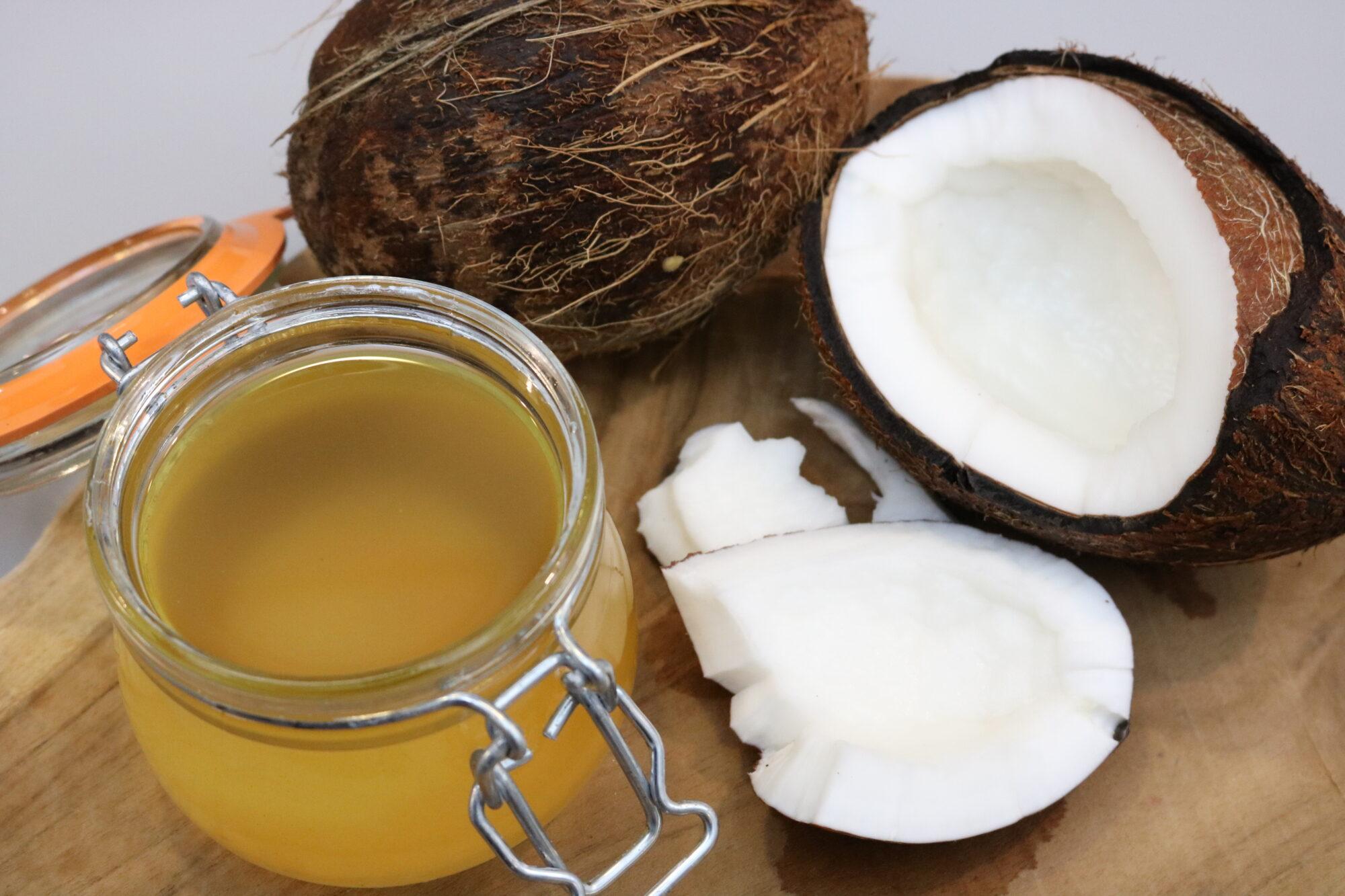 Opskrift hjemmelavet kokosolie