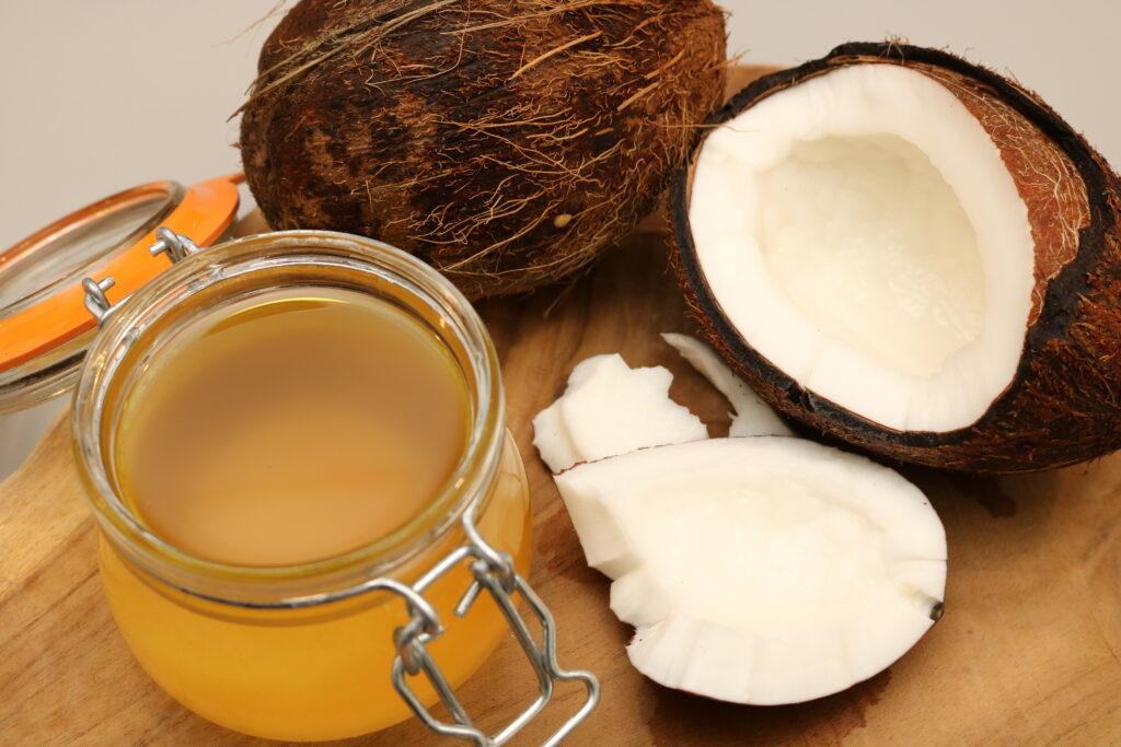 Hjemmelavet kokosolie opskrift